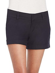 French Connection Outlaw Cotton Shorts Balsamic