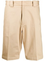 Band Of Outsiders Workwear Shorts Neutrals