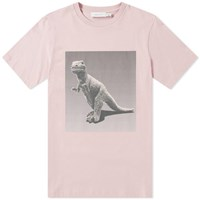 Coach Sui Jianguo Rexy Photo Tee Pink