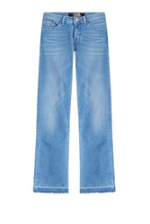 Karl Lagerfeld Cropped Jeans Blue