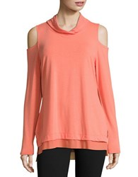 Nanette Lepore Hi Lo Sleeveless Top