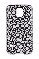 Marc By Marc Jacobs Printed Phone Case For Galaxy S4 Black
