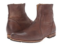 Billy Reid Paglia Moto Boot Chestnut Men's Boots Brown