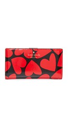 Kate Spade Be Mine Stacy Wallet Multi