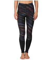 Louis Garneau Mat Ultra Tights Black Multi Men's Clothing