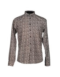 Merc Shirts Light Brown