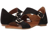 Miz Mooz Roman Black Women's Sandals