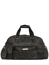 Diesel Treated Canvas Supergear Duffle Bag