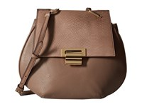 Ivanka Trump Turner Pancake Crossbody Pale Taupe Cross Body Handbags Beige
