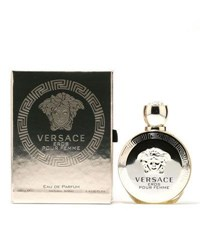 Versace Eros For Women Eau De Parfum Spray 3.4 Oz. 100 Ml