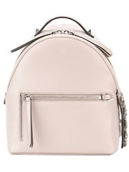 Fendi Mini Backpack Pink Purple