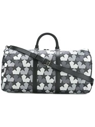 Ports 1961 Star Camouflage Holdall Grey