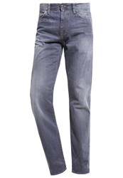 Carhartt Wip Davies Straight Leg Jeans Grey Gust Washed