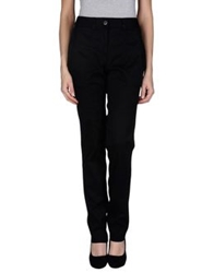 Cora Groppo Casual Pants Black
