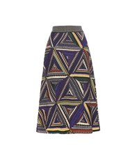 Missoni Lame Midi Skirt Multicoloured