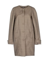 Pianurastudio Coats Brown