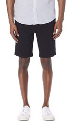 7 For All Mankind Trouser Shorts Deep Sea