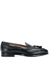 Barbanera Tassel Loafers Black