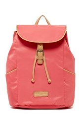Liebeskind Stephi Nylon Backpack Orange