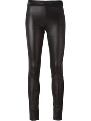 Drome Ankle Length Leggings Black