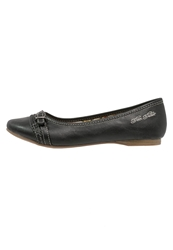 Tom Tailor Ballet Pumps Black