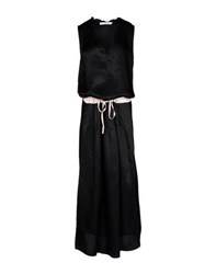 Jucca Dresses Long Dresses Women Black