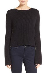 Tahari Women's Elie Ribbed Cashmere Sweater