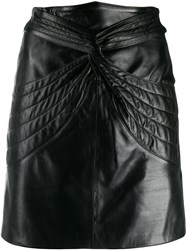 Isabel Marant Chaz Skirt Black
