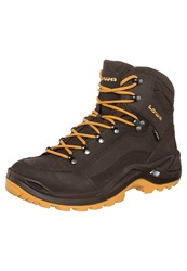 Lowa Renegade Gtx Mid Walking Boots Schiefer Caramel Anthracite