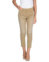 The Editor Trousers Casual Trousers Women Beige