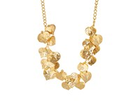 Kenneth Jay Lane Women's Branch And Leaf Necklace Gold