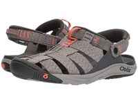 Oboz Campster Heather Gray Coral Women's Shoes Heather Gray Coral