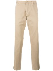 Polo Ralph Lauren Cropped Chinos Nude Neutrals