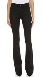 Mih Jeans M.I.H The Marrakesh Micro Flare Power Black