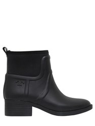 Tory Burch 40Mm Rubber And Neoprene Ankle Rain Boots