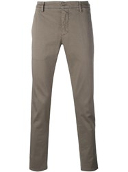 Dondup 'David Lee' Chinos Nude Neutrals