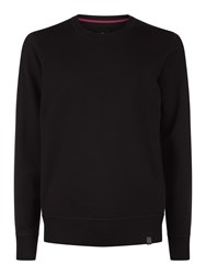Victorinox Workhorse Crew Neck Sweater Black