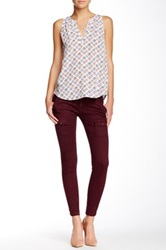 Joie So Real Skinny Stretch Jean Red