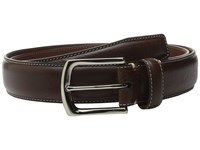 Torino Leather Co. 35Mm Burnished Tumbled Brown Belts