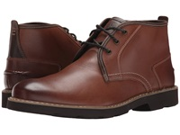 Florsheim Casey Chukka Boot Cognac Smooth Men's Boots Neutral