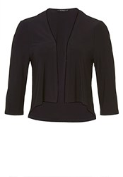 Vera Mont Short Bolero Jacket Black