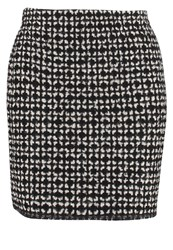 Opus Ravenna Mini Skirt Black