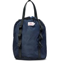 Battenwear Wet Dry Mesh And Nylon Tote Bag Storm Blue