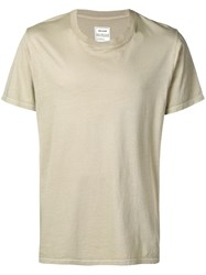 Zadig And Voltaire Ted T Shirt Green