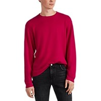 Rta Embroidered Wool Cashmere Sweater Pink