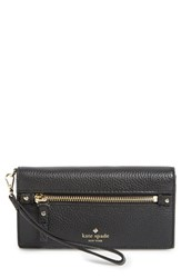 Kate Spade Women's New York 'Cobble Hill Rae' Leather Wristlet Wallet