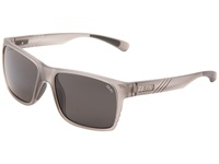 Zeal Optics Brewer Granite Grey W Dark Grey Polarized Lens Sport Sunglasses Khaki