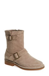 Hush Puppiesr Women's Puppies 'Aydin Catelyn' Bootie Taupe Suede
