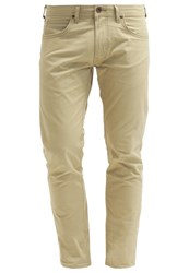 Lee Daren Trousers Olive Grey Khaki
