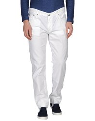 Braddock Trousers Casual Trousers Men White
